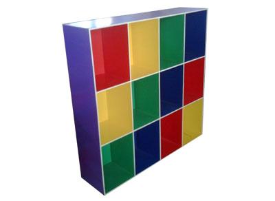 Locker 3x4