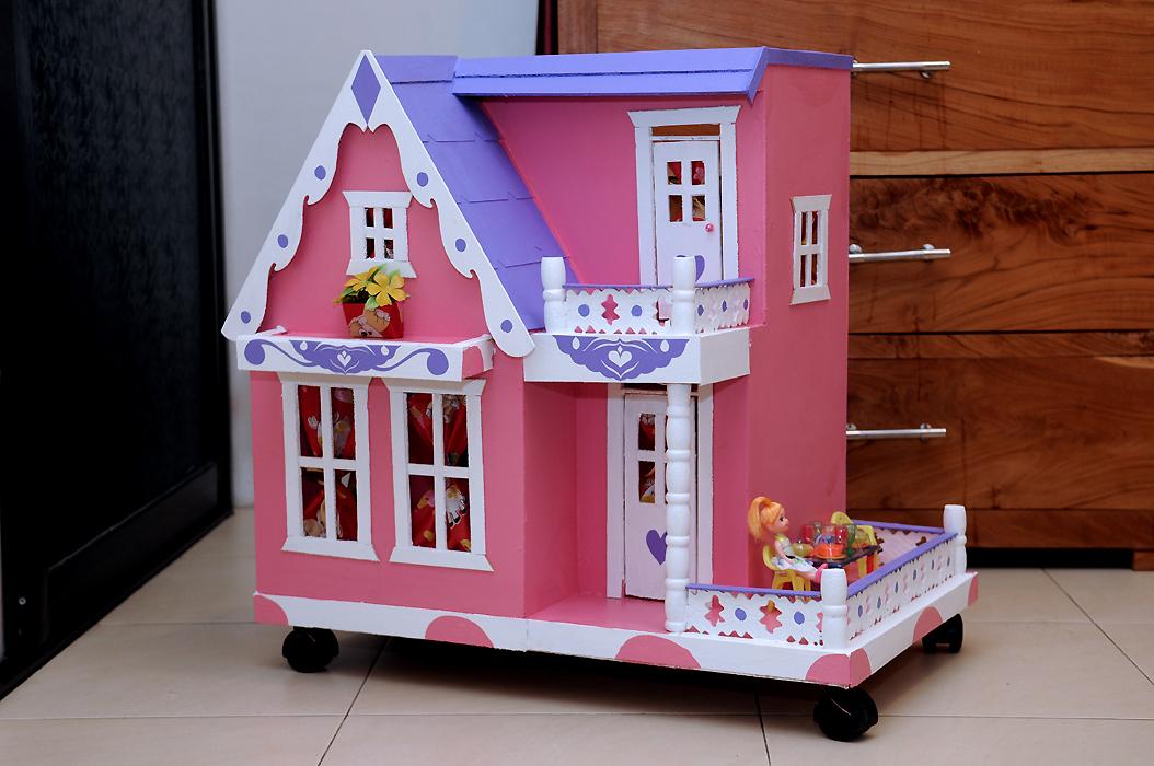 Rumah boneka barbie uk. D :: mainan-kayu.com