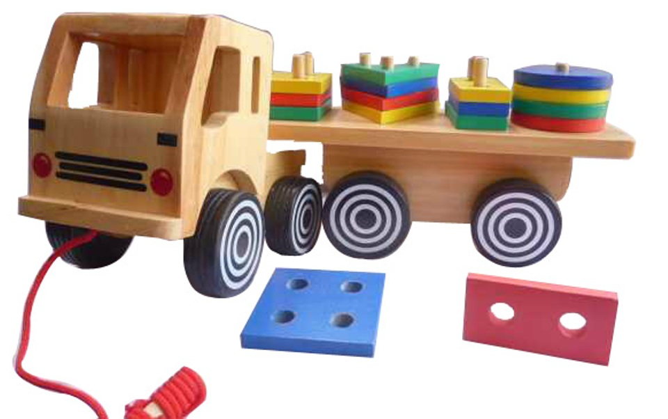 Geo Truck Besar    mainan-kayu.com fad648e547