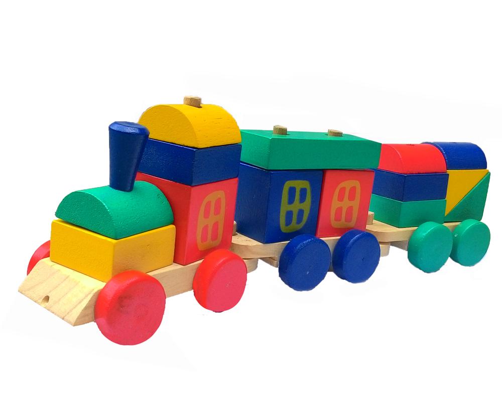 Kereta Kayu Pelangi