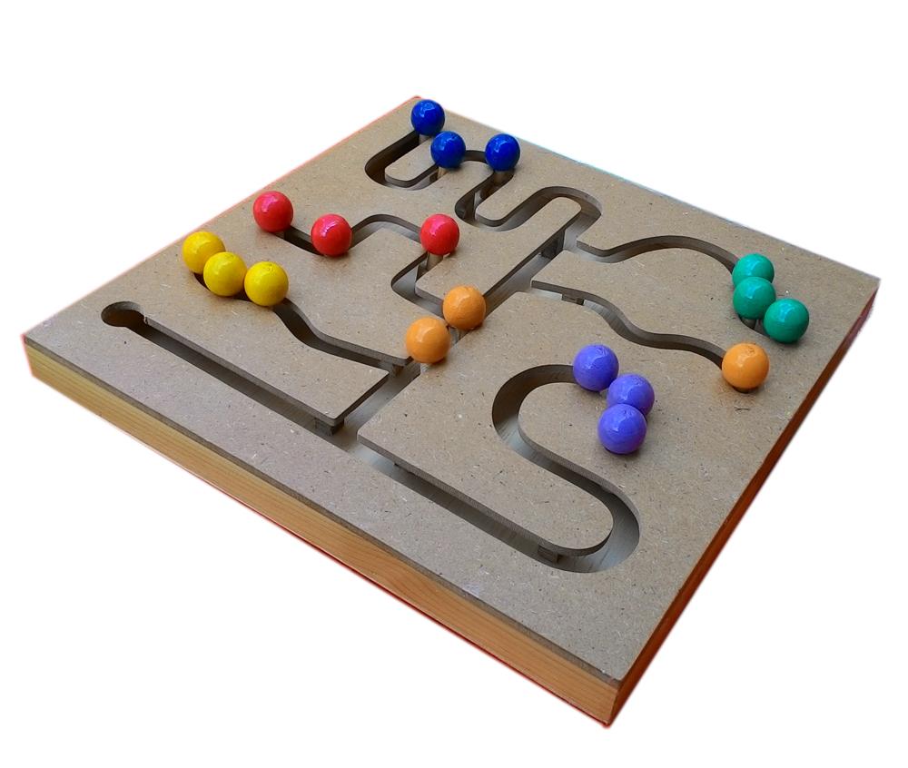 Maze Bola