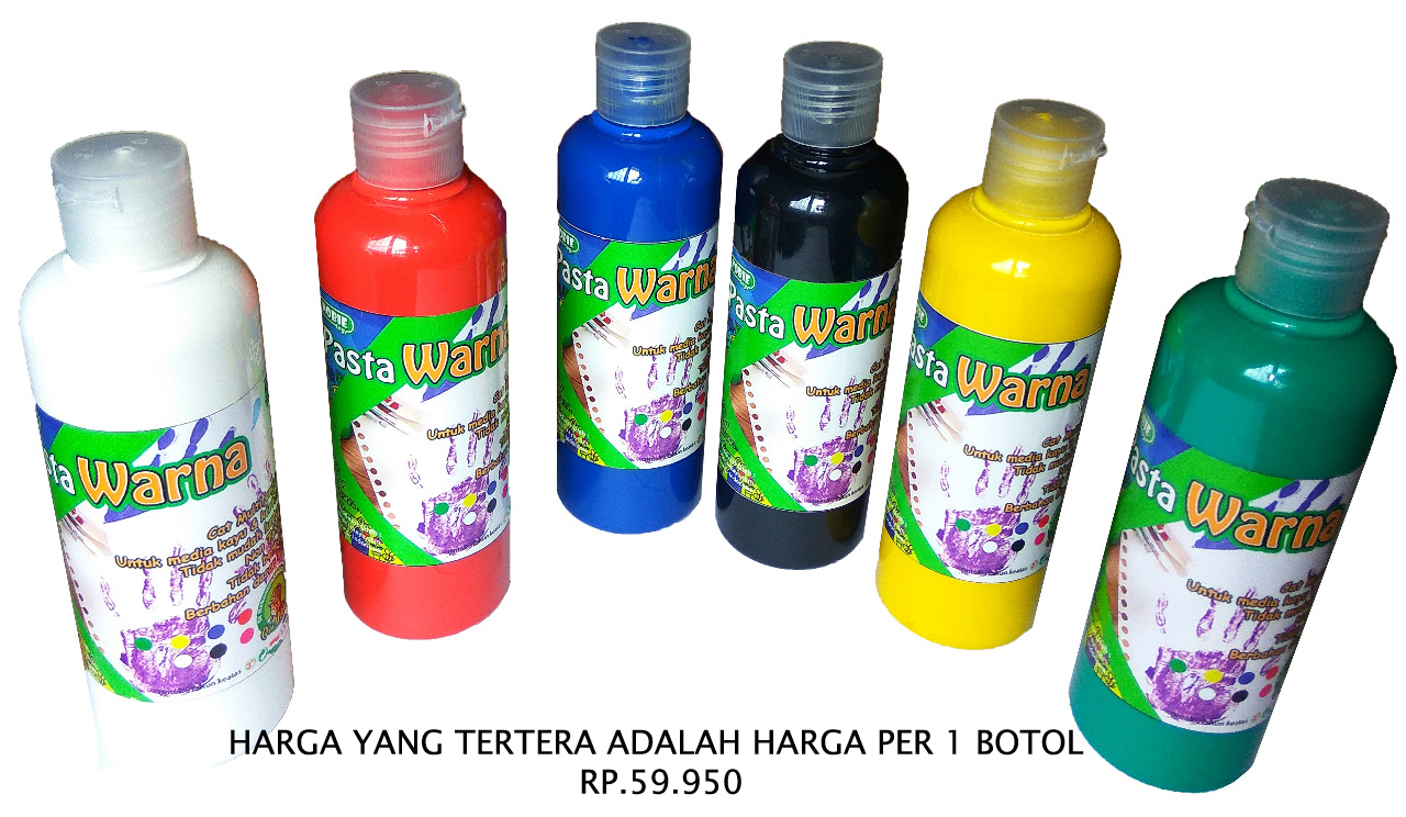 Pasta Warna isi 200ml