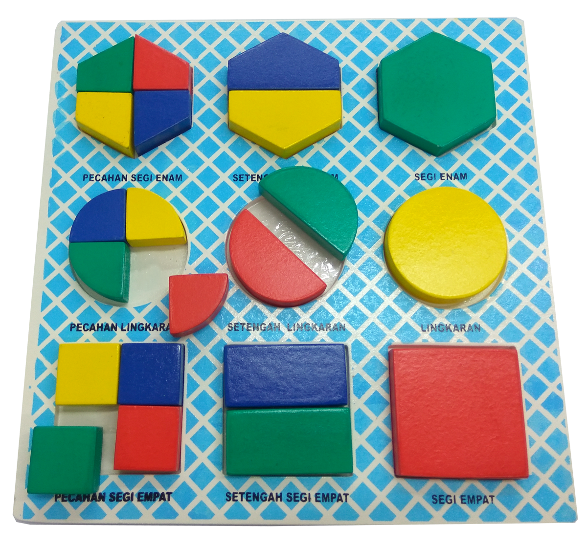 Puzzle Chunky SMGB