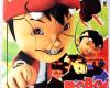Puzzle Sticker Boboi Boy
