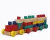 Kereta kayu 5 in 1