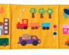Montessori Flanel Transportasi