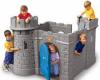 Little Tikes rumah bermain bentuk Kastil
