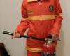 Baju Profesi Pemadam Kebakaran